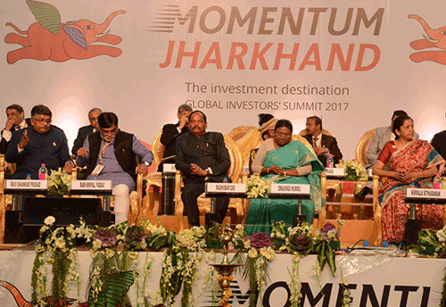 Raghubar Das forms Jharkhand Investment Board to fastrack progress of MoUs signed during GIS