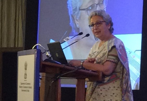 Exporters need to comply with global norms for quality and standards to tap international market: Rita Teaotia