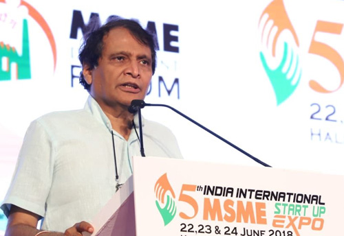 Prabhu hopes MSMEs would create more economic opportunities