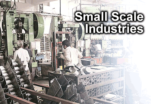 limitations of small scale industries While large-scale production will always dominate some segments of the value   of the limitations of current scale-based r&d systems and a bold move to  small  manufacturers to gain traction and thrive in an industry where.