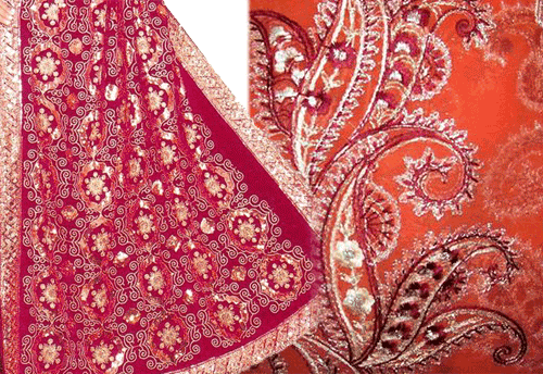 Indian Sarees will not face excise duty even if undergone embroidery, stitching of lace etc: CBEC