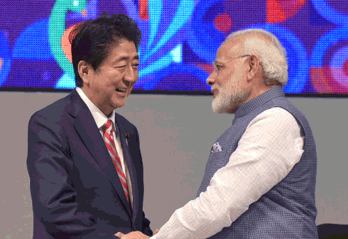 India-Japan sign 15 MoUs, to collaborate in Skill Development-Investments