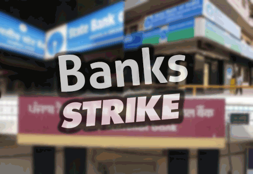 Banking operations hit by state-run banks staff strike