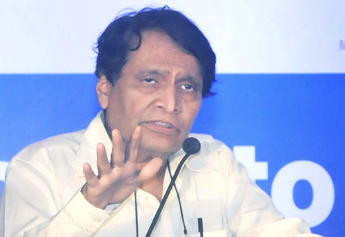 Suresh Prabhu urges Indian business leaders to make more investment in CLMV region
