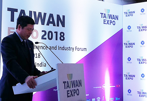1st India Taiwan Expo 2018 to take place in May