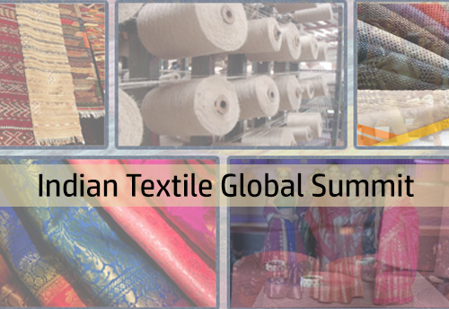 Indian Textile Global Summit to be organized by GCCI in May