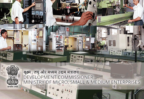 DC MSME for upgradation and expansion of existing Technology Centres