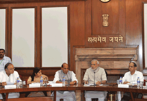 Cabinet approves CGST and IGST (Amendment) Bills, 2017