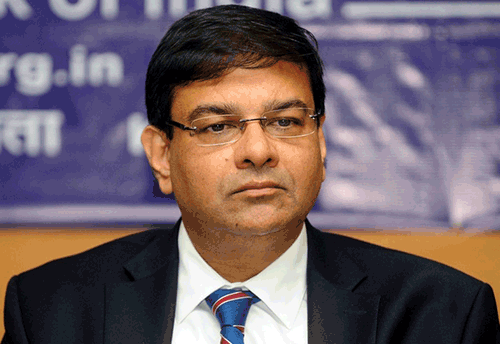 Urjit Patel named new RBI Governor