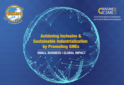 WASME to organize 21st International Conference on Small and Medium Enterprise