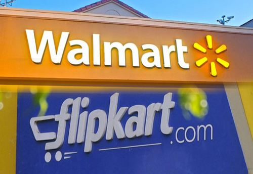 Walmart reports strong quarter, but stock prices dip