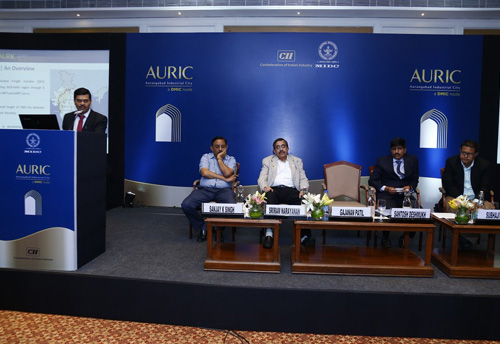Aurangabad Industrial Township holds a roadshow to attract investors from Telangana & AP