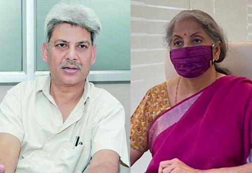 No plan of national lockdown; seeking feedback from MSMEs: Nirmala Sitharaman