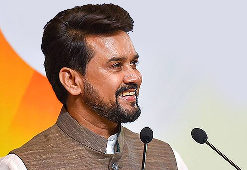 Ensure smooth flow of credit to needy MSMEs: Anurag Thakur