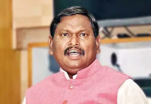 Arjun Munda to review MFP, VDVK & TRIFOOD programmes in Assam