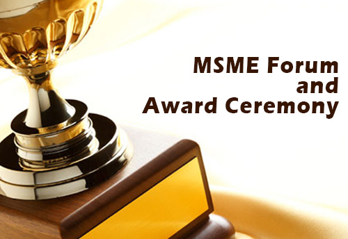 EBMC, GlobeApex, MSME Chamber jointly organizing MSME forum and award ceremony in Dubai