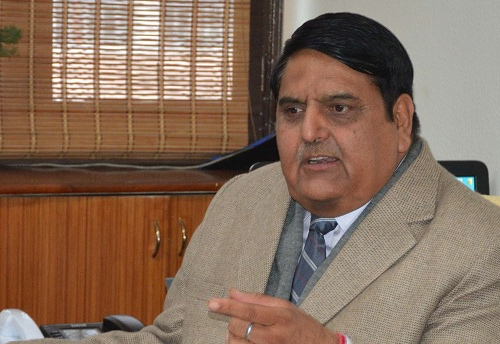Micro industries sector to create employment opportunities for educated unemployed youth of Srinagar: BB Vyas