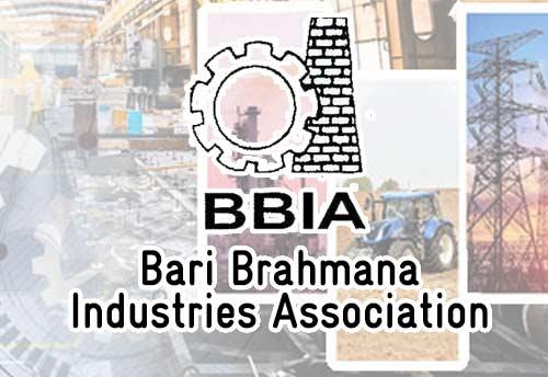BBIA urges govt to establish new industrial estates in J&K