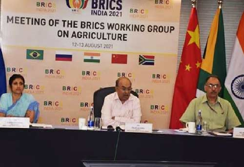 BRICS nations pitch for closer ties to in strengthen agro biodiversity for food & nutrition security