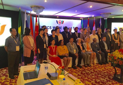2-day BRICS meet to discuss about better coordination amongst MSMEs underway in Agra