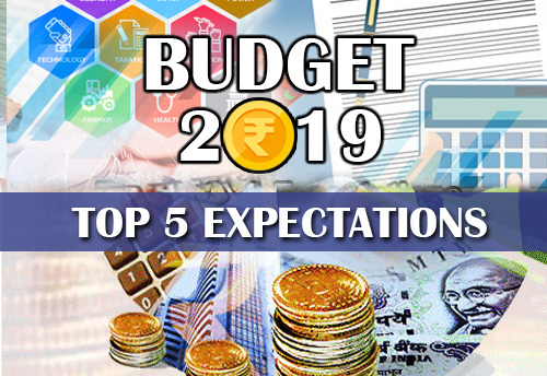 Top 5 expectations of MSMEs from Union Budget 2019