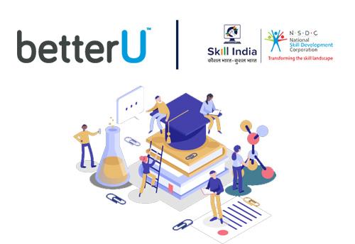 NSDC partners with betterU to bridge skill gap in India