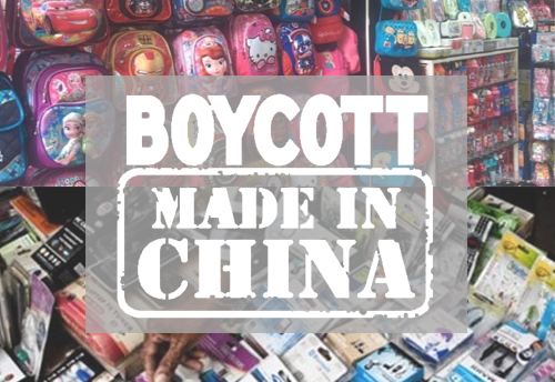 Traders to launch nationwide campaign to boycott Chinese goods