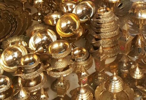 Is Moradabad no longer the Brass City?