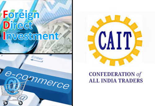 CAIT to launch protest against e-tailers for violating FDI policy
