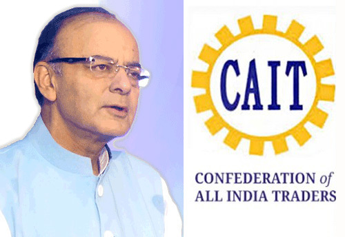 CAIT urges Jaitley to extend last date for filing 'Annual GST Return' to March 31, 2019