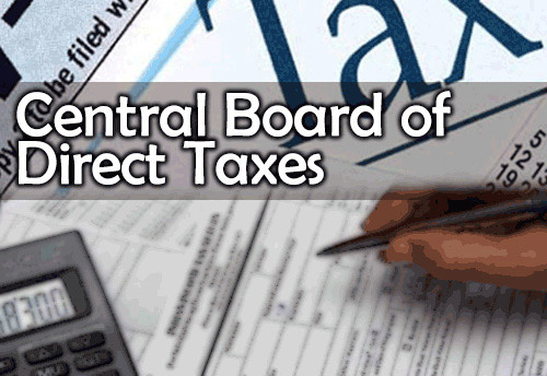 Due date for the payment of third installment of advance tax is Dec 15: CBDT