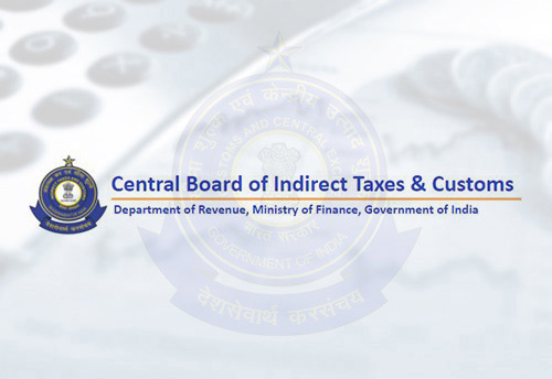 CBIC releases new functionalities in GST applications