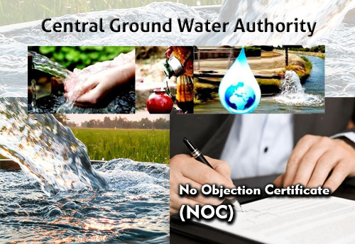 Industries using ground water without NOC after March 31 will be slapped with fine of Rs 5000 per day