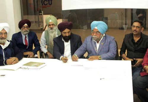 Photo of CICU signs cooperation pact with GNDPC to guide young entrepreneurs