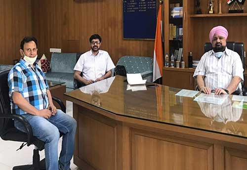 MSME in Ludhiana apprises revenue officials of delay in release of GST refunds