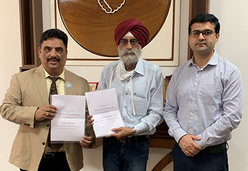 CICU inks pact with varsity for skill development programs