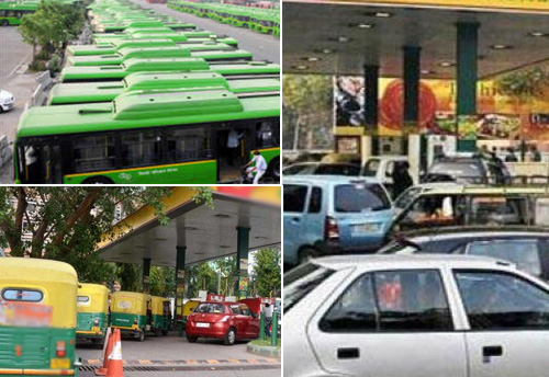Delhi, first in India, to have 95% CNG powered industries