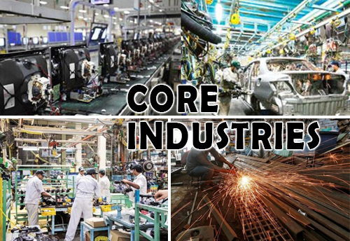 Growth of eight core industries drops to 2.1% in July