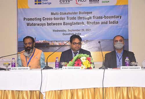 CUTS holds dialogue to encourage cross-border trade between Bangladesh, Bhutan and India
