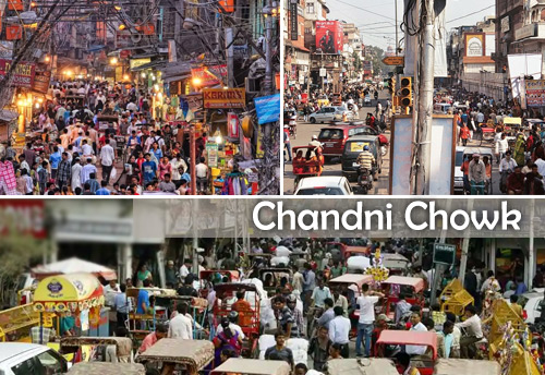 CAIT demands Delhi CM's attention to protect Chandni Chowk
