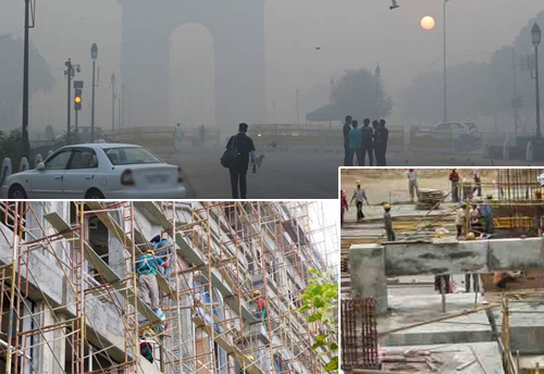 SC allows construction work in Delhi NCR from 6 am to 6 pm