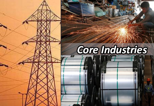 India's eight core industries grow by 5.1% in May 2019 on account of rise in steel & electricity output
