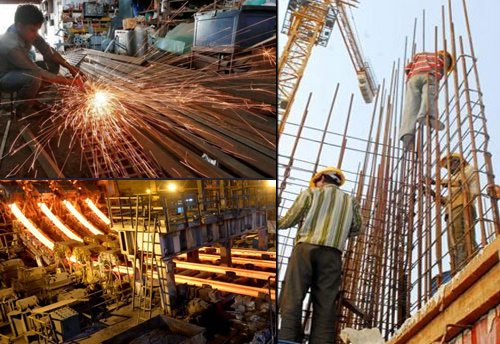Cumulative growth of 8 crore industries at 5.4% during April to Oct 2018