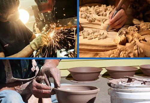 Under ODOP, Noida to train 100 craftsmen