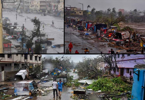 Odisha CM announces Rs 100 crore package for cyclone hit street vendors, farmers