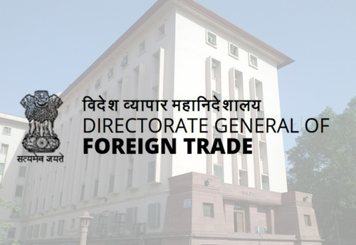 DGFT extends last date for obtaining SIMS (Steel Import Monitoring System) registration till Nov 20, 2019