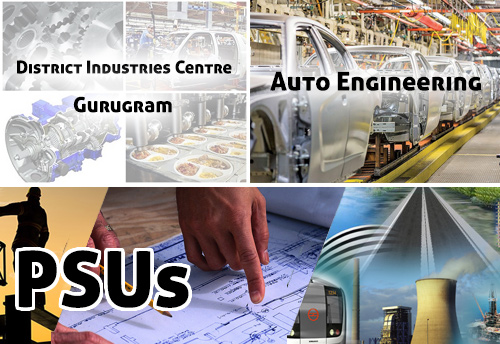 DIC Gurugram organizing Vendor Meet for Haryana MSMEs from Auto & Light Engineering sector