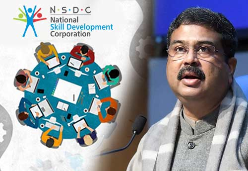 National Skill Development Mission envisages to train a minimum of 300 million skilled people by 2022