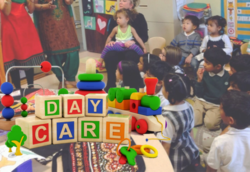 Norms for programme for creche & daycare facilities likely to be applicable to unorganized sector as well