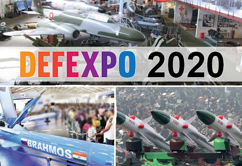 11th DefExpo to be organized in Lucknow